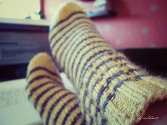wollen-socks
