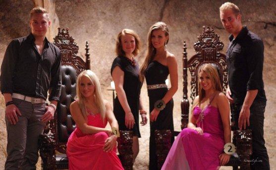 Miss Finland candidates 2013 saimaa holiday jarvisydan and two hunks with saimaalife mari