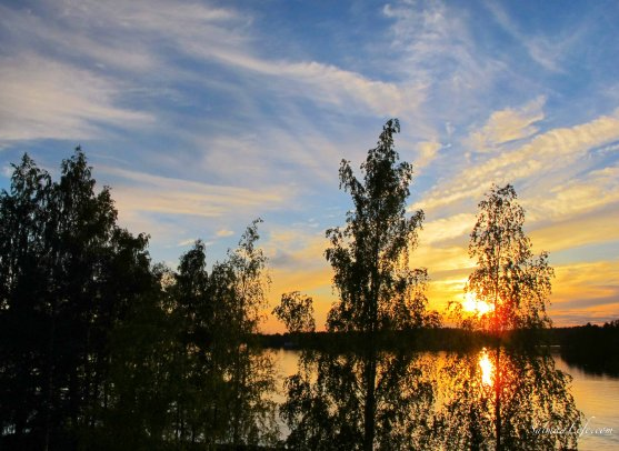 bright-spring-evening-and-finnish-sunset