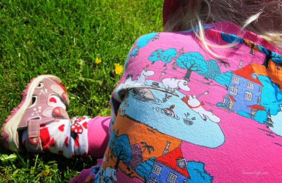 children-moomin-tunic