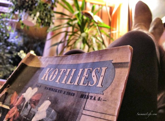 old-magazine