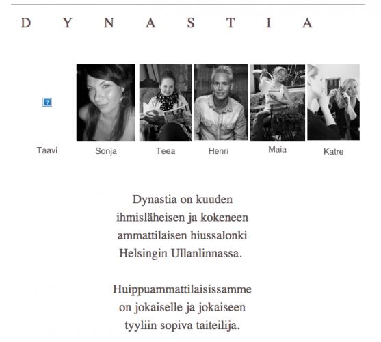 dynastia-kampaamo