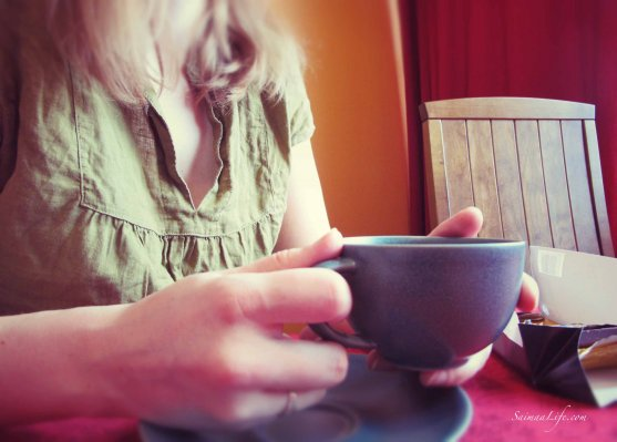 drinking-coffee