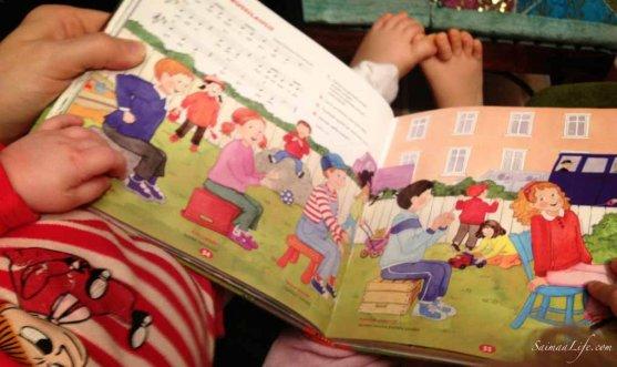 children-singing-book