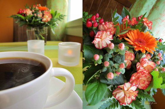 coffee-candle-flower-basket