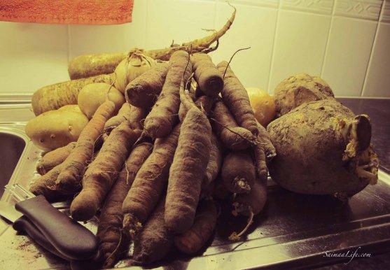 vegetables-earthy