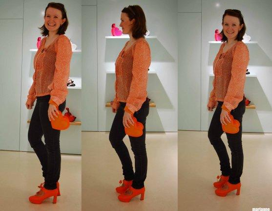 minna-parikka-orange-high-heels-and-bag