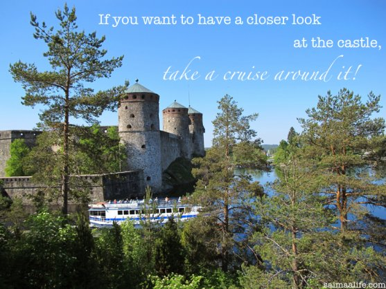 cruise-around-olavinlinna-castle