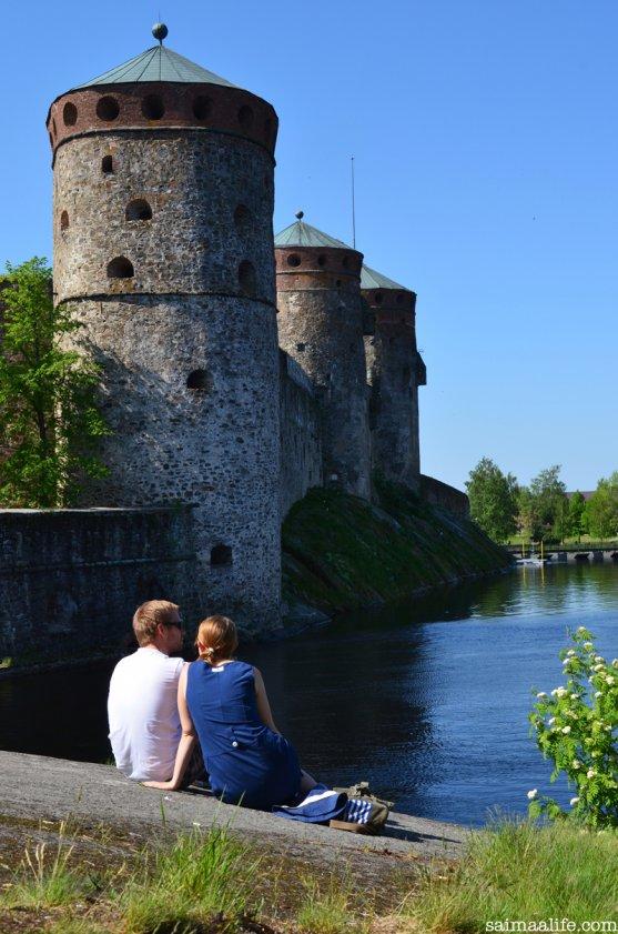 olavinlinna-castle-during-summertime