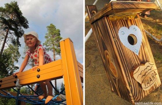 handmade-birdhouse