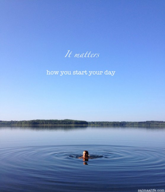 it-matters-how-you-start-your-day