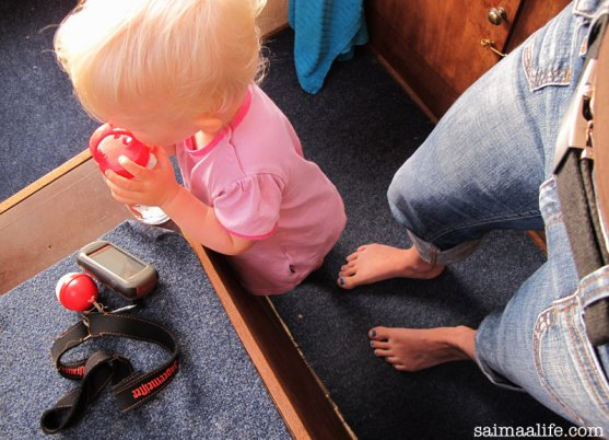child-playing-in-family-boat-home