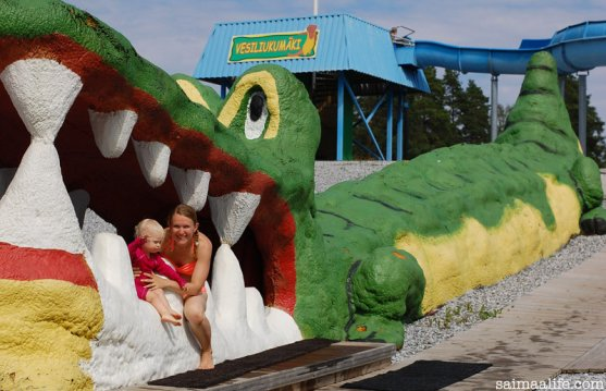 crocodile-waterslide-for-small-children-in-kesamaa