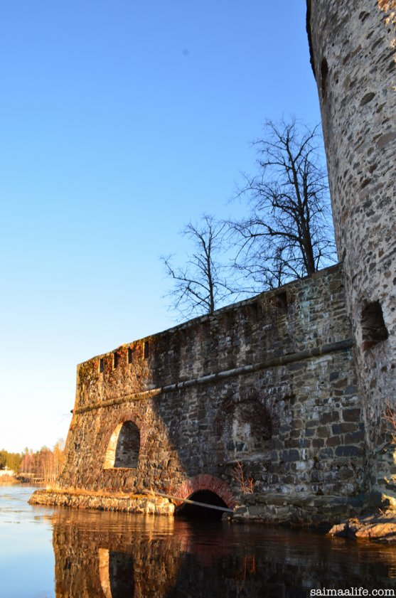 part-of-olavinlinna-castle