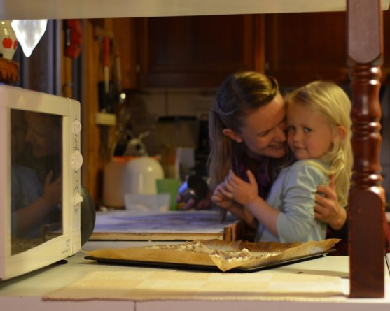 mother-and-daughter-baking-together