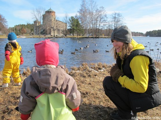 mother-and-children-outdoors-together-in-finland