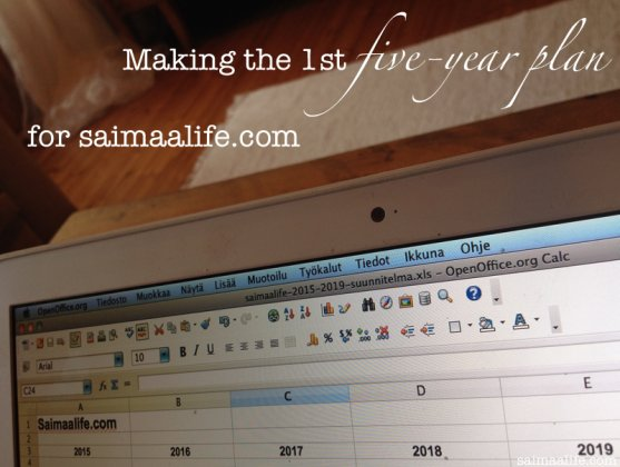 making-the-first-five-year-plan-for-saimaalife.com