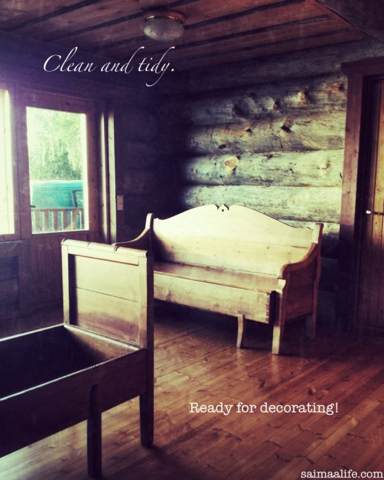old-finnish-log-cottage-and-wood-furniture