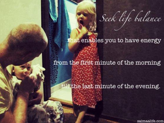 seek-life-balance