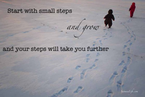 start-simple-living-with-small-steps