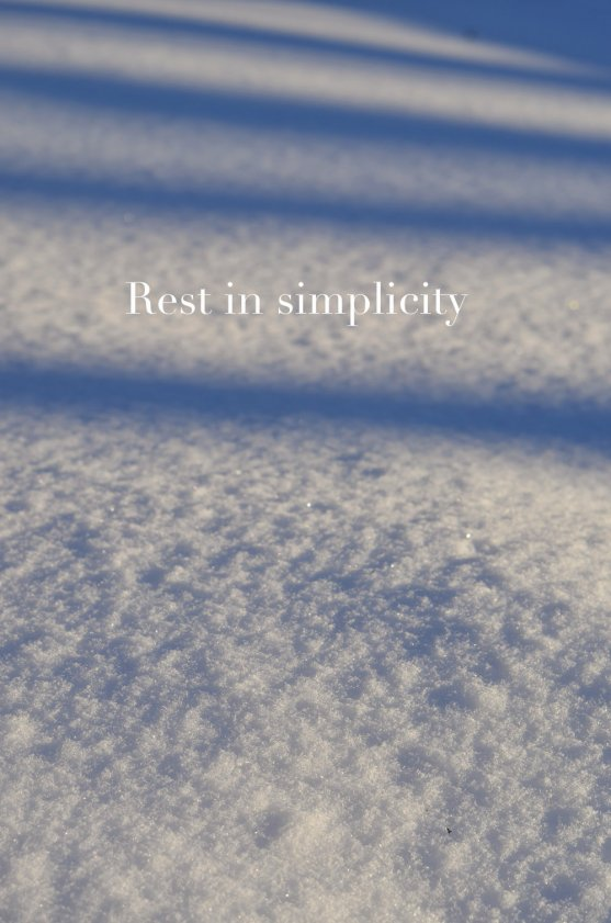 rest-in-simplicity