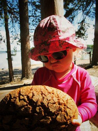 Unna and bread