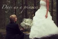 Days as a princess