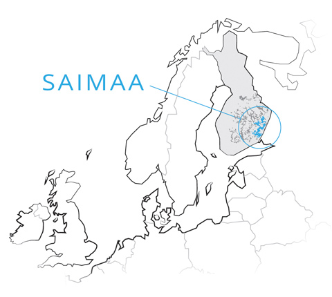 Lake Saimaa Finland Northern Europe - Saimaalife