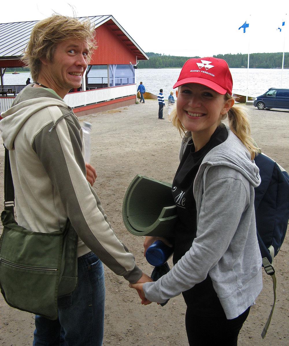 Mari and henri