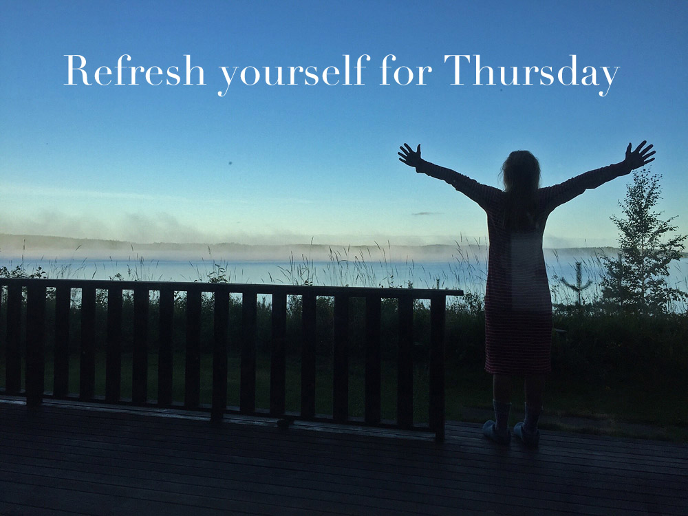 fresh-morning-refresh-yourself-for-thursday