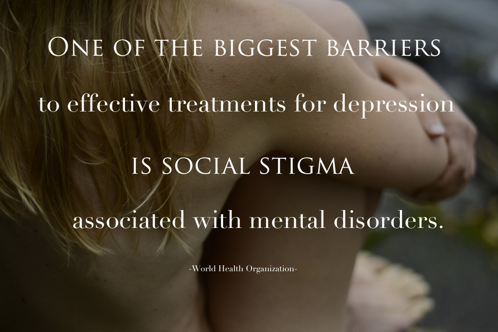 social stigma with depression