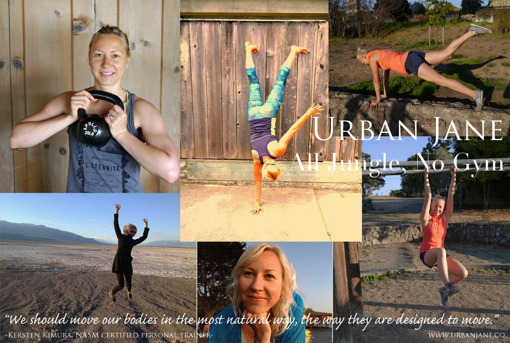 Working Mom's 6 Week Health Challenge personal trainer Kersten Kimura