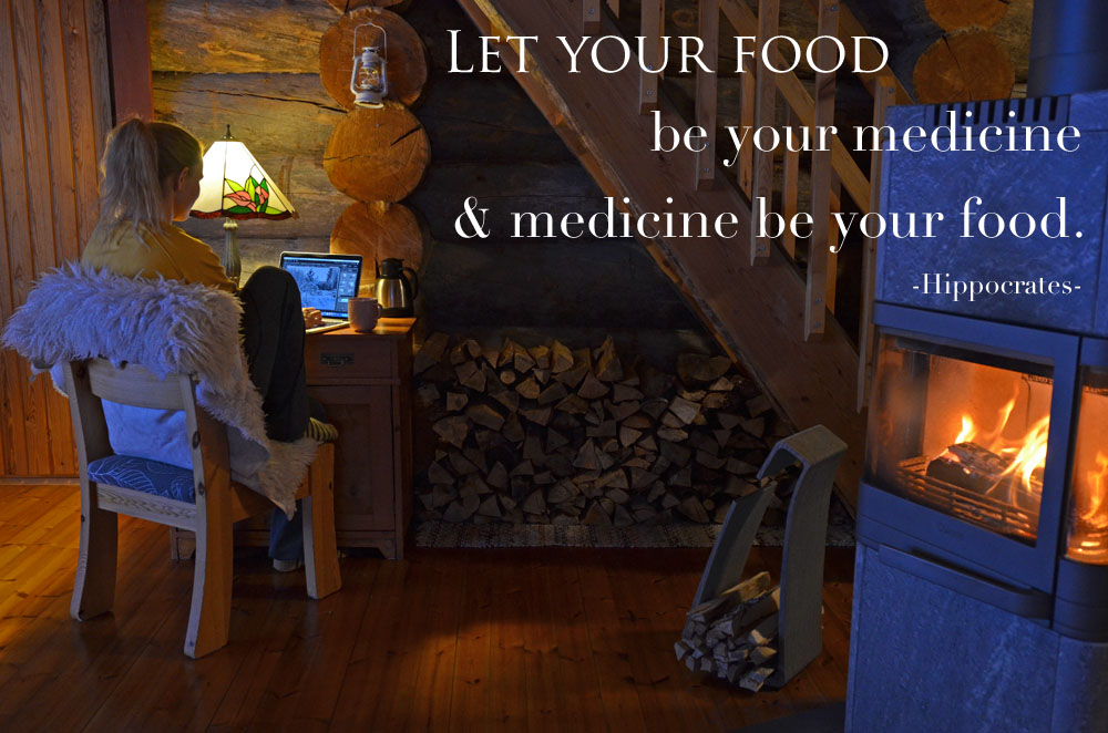 let your food be your medicine and medicine be your food quote