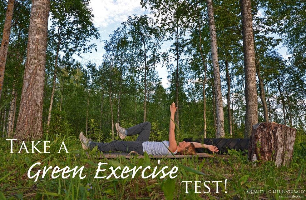 saimaalife-take-a-green-exercise-test