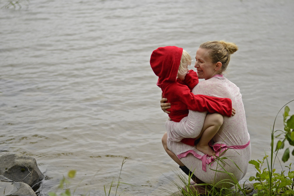 mother-and-child-outdoors-by-the-lake