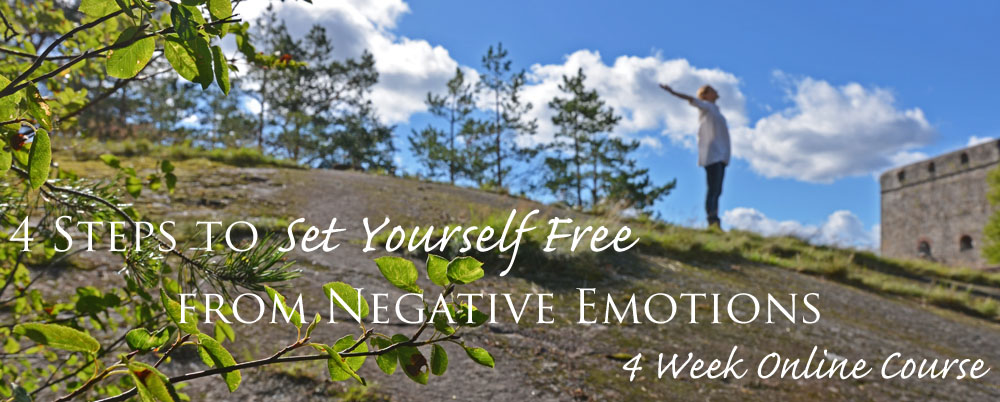 four-steps-to-set-yourself-free-from-negative-emotions-saimaalife-online-course