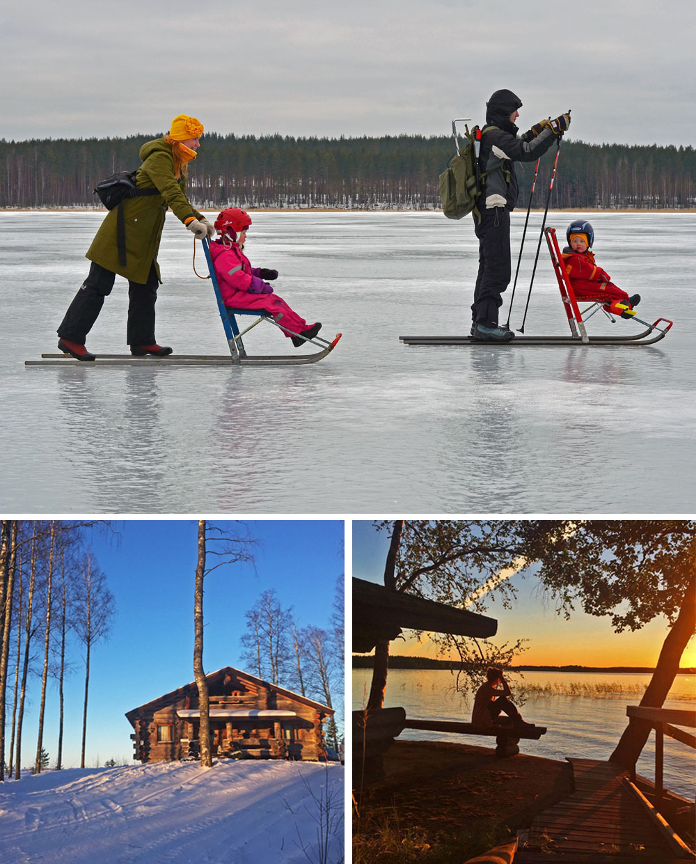 SaimaaLife - Lake Puruvesi and Finnish Lakeland - Outdoot Activities for All Seasons
