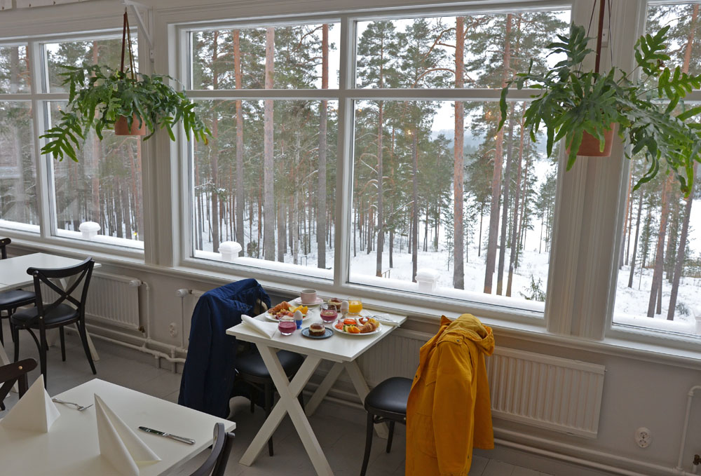 Breakfast with a view in Hotel Punkaharju - Travel - SaimaaLife.com