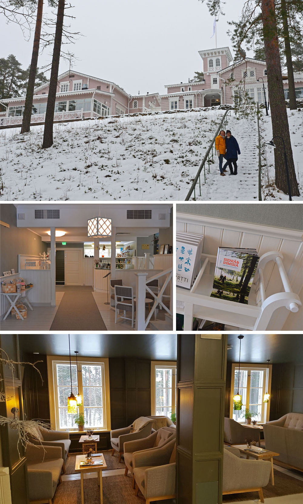 Hotel Punkaharju is beautiful also in the winter - Travel - SaimaaLife.com