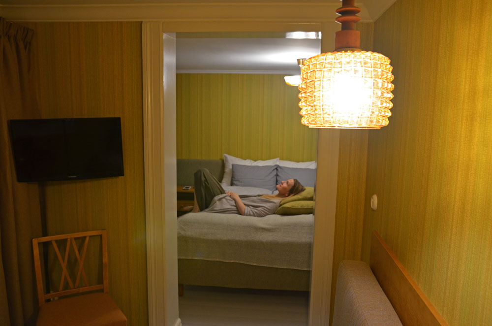 Hotel Punkaharju hotel rooms are made for relaxing - Travel - SaimaaLife.com