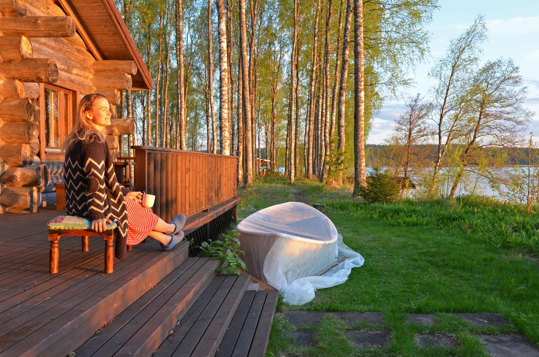 my life my kind u0026 size of a garden saimaalife
