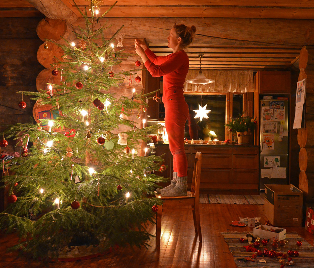 Finland Christmas Decorations.Have You Heard The Sound Of A Christmas Tree Saimaalife