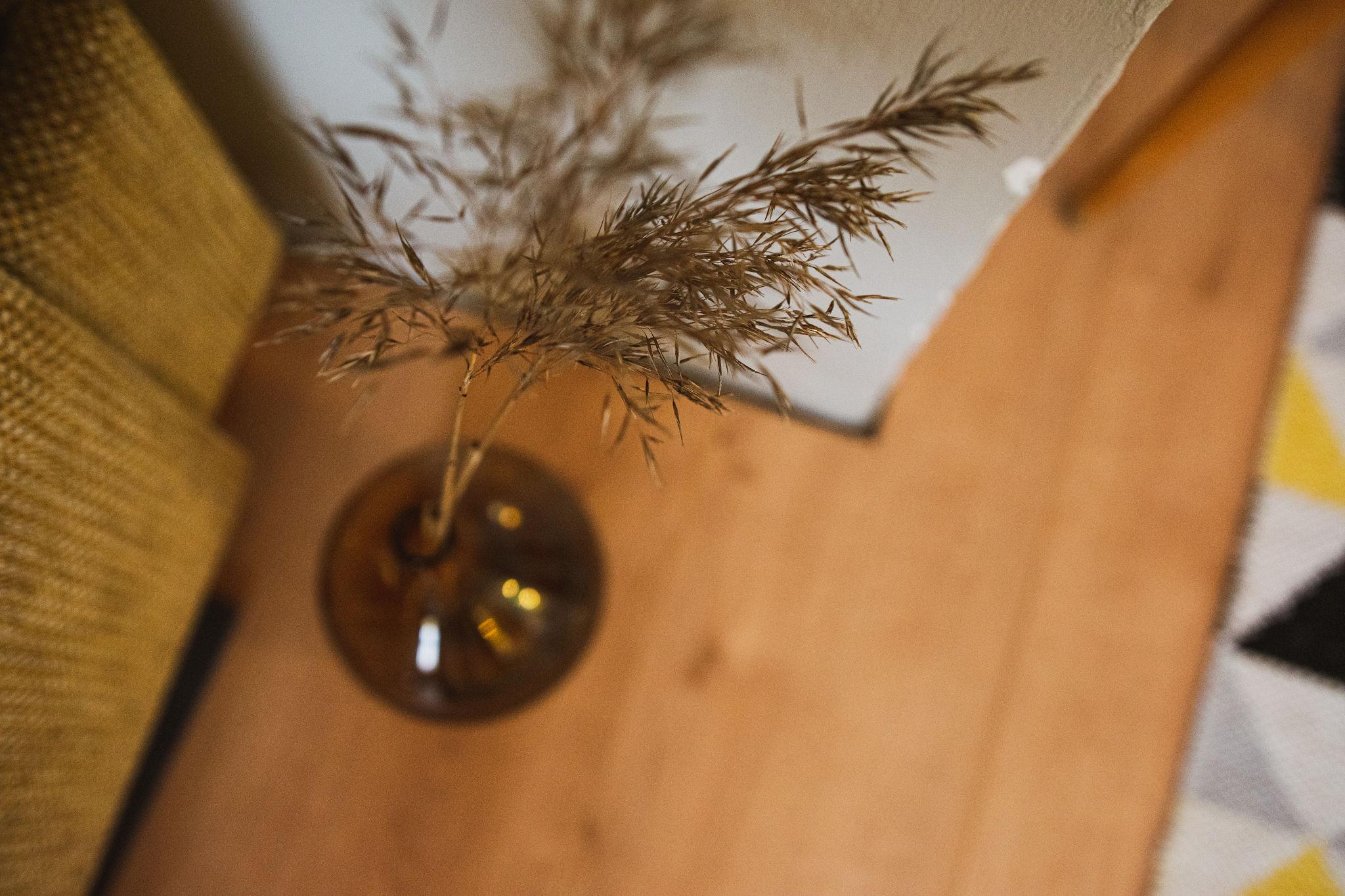 Nature inspired interior at Stiina's family home in Kerimäki, Saimaa