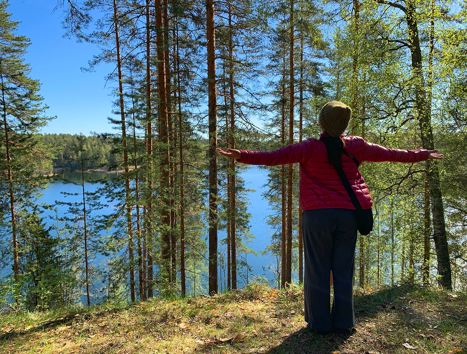 Hear spring in Saimaa travel call and feel refreshed and reborn