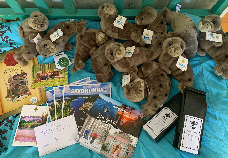 Saimaa spring virtual tour gifts