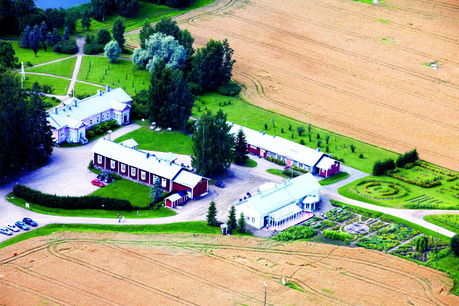 Tertti Manor travel company in Mikkeli, Saimaa, Finland
